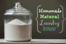 Why Organic Detergents are a Good Idea