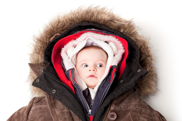 take care of your newborn in winters