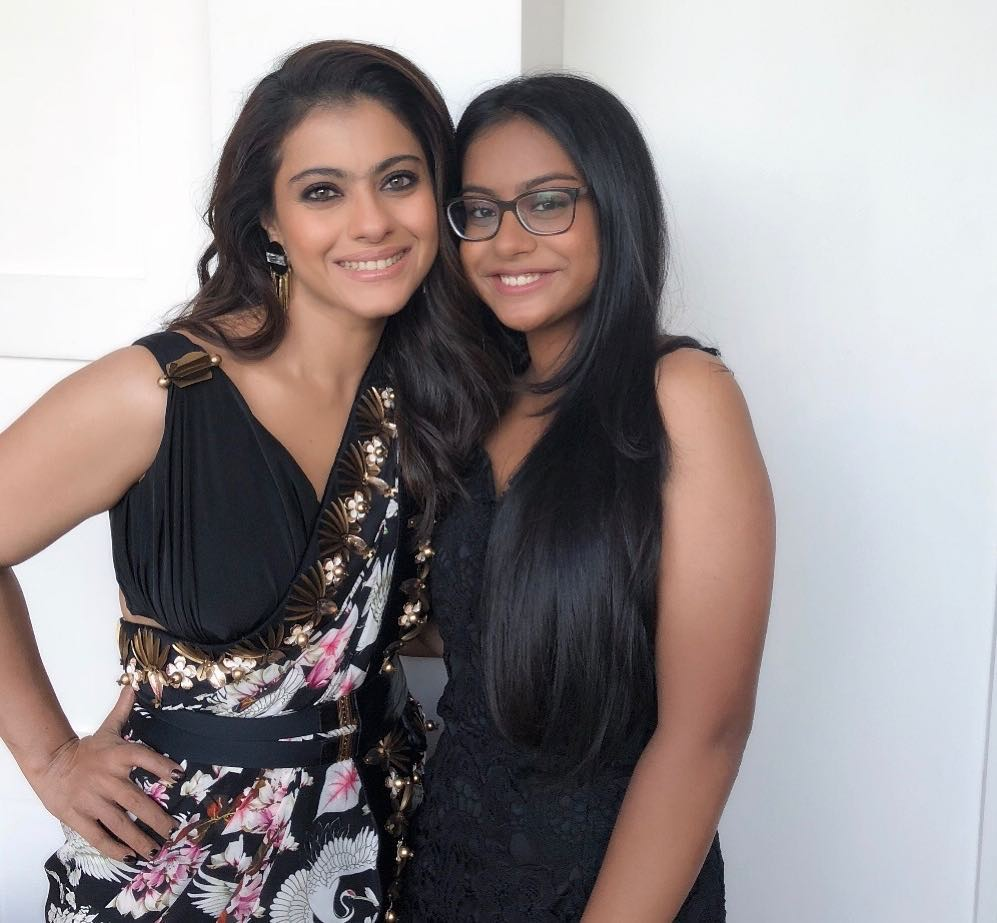 Kajol admits that she is partly a 'Helicopter Mom'