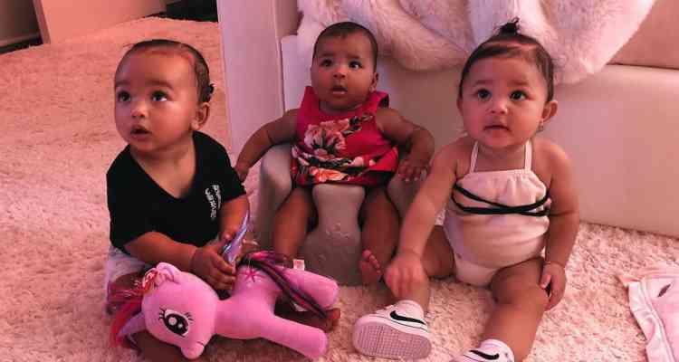Khloe Kardashian's baby Trolled for her skin color