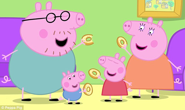 Peppa Pig under Fire is not a good show for Kids: States Psychologists