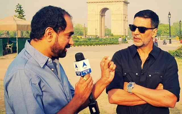 Akshay Kumar Speaks on influence of Technology on Children