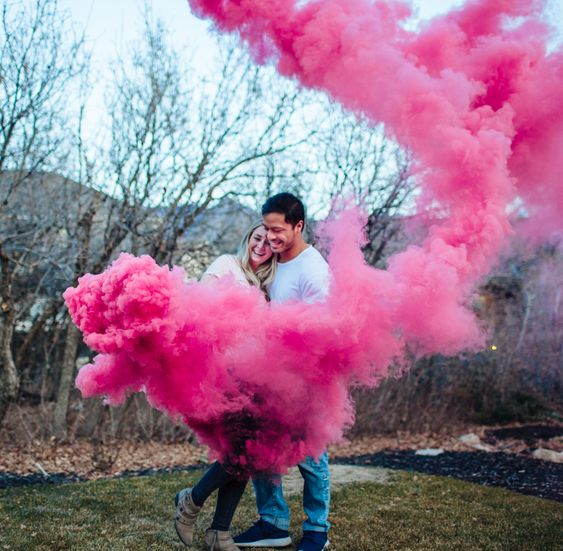 6 Epic Ways of Gender Reveal