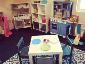 Benefits of Children playing Kitchen Set