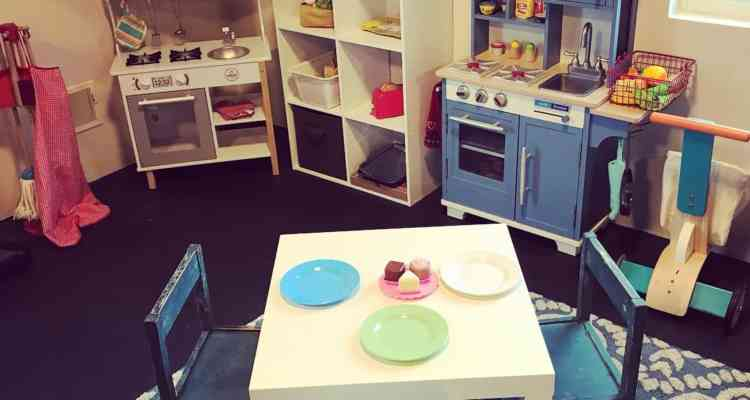 Benefits of Children playing Kitchen Set
