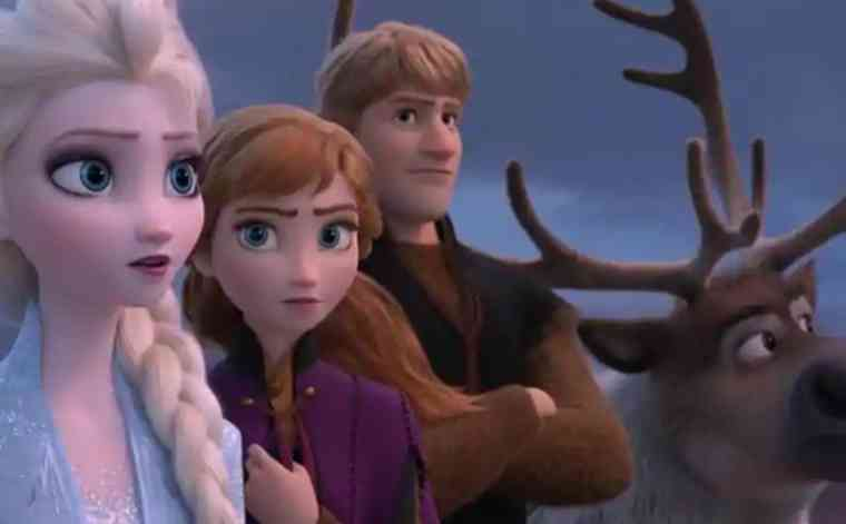 Frozen 2 trailer released