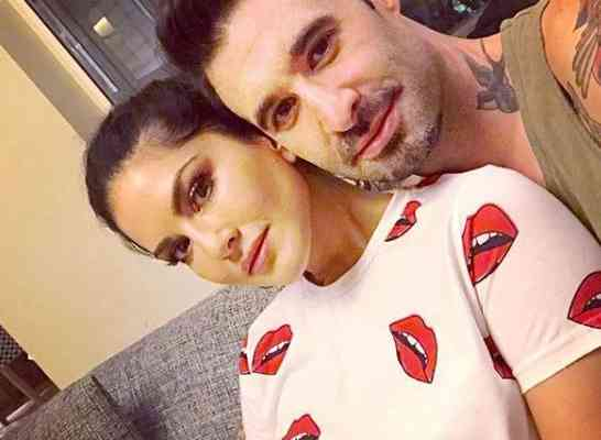 Sunny Leone with Husband
