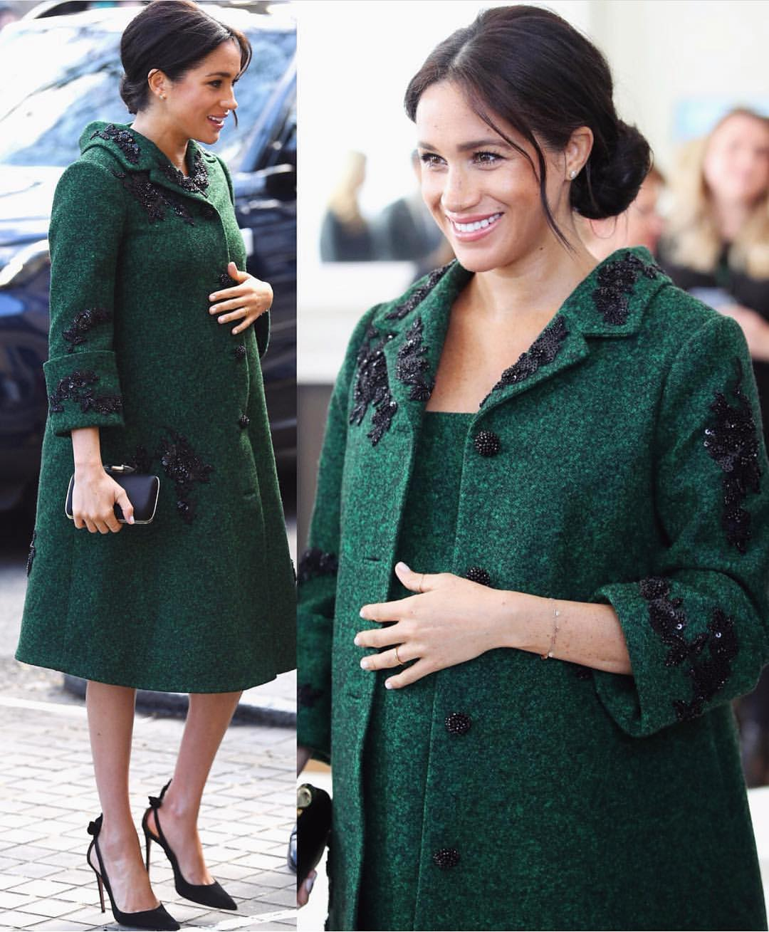 10 times Meghan Markle nailed the pregnancy look