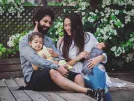 Shahid Kapoor's Kids are adorable