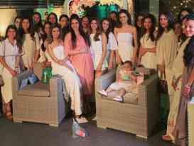 Esha Deol's shares pictures from her second baby shower