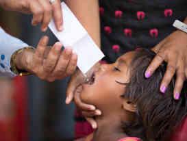 Deworming in India