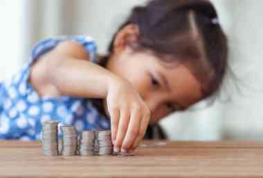 basic finances for children