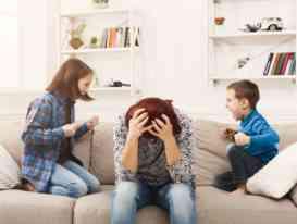parental burnout signs