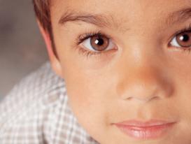 lazy eye in children